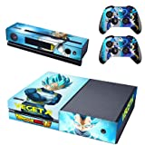 Vanknight Vinyl Decal Skin Stickers Cover Anime for Xbox One Console Kinect 2 Controllers