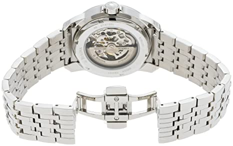 Bulova Men's 96A100 Automatic Self-Winding Mechanical Exhibition Caseback Bracelet Watch-奢品汇 | 海淘手表 | 腕表资讯