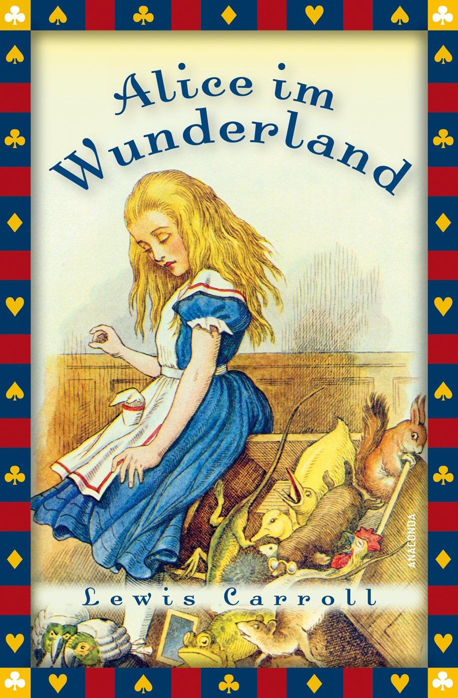 Alice im Wunderland (Lewis Carroll)