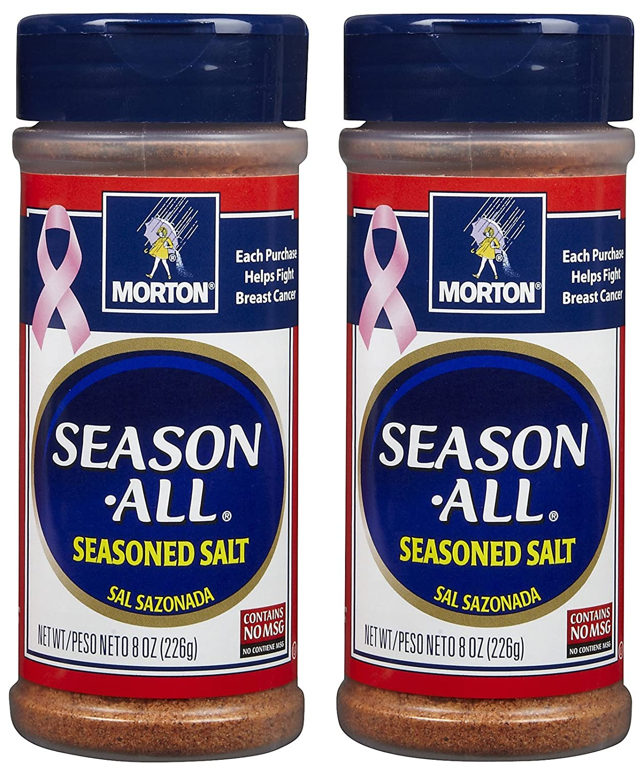 Seasoned Salt Brands Seasoned Salt 8 oz 2 pk