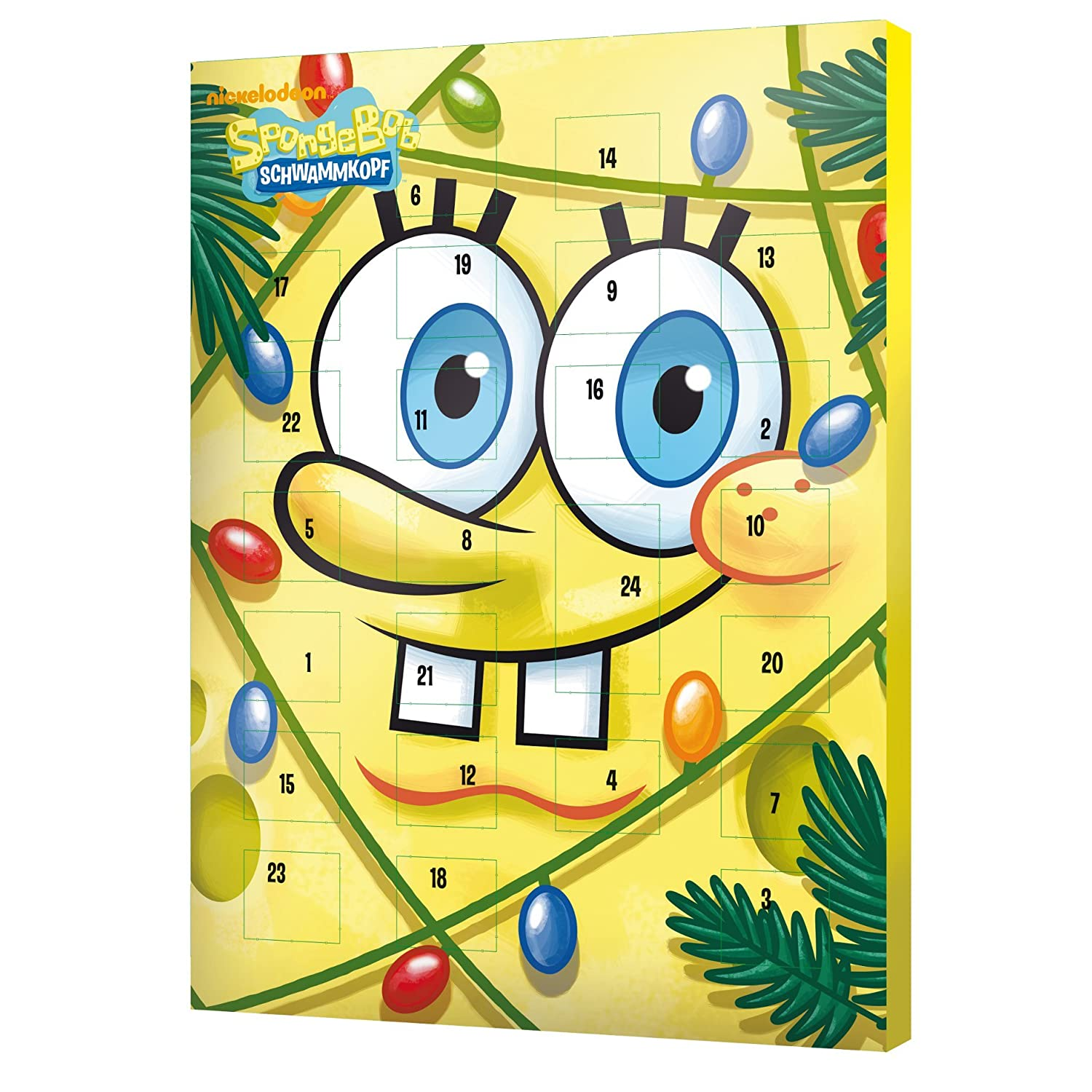 Spongebob Adventskalender