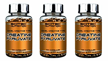Top-energy24 Your Double Pack Creatine Pyruvate Scitec Nutrition