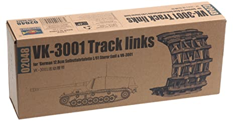 Trumpeter Track Set 1:35 - VK-3001 Track Links (TRU02048)