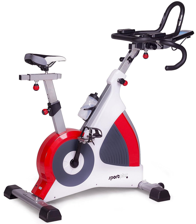 heimtrainer kaufen, Stationäres Fahrrad SportPlus Speedracer Ergometer