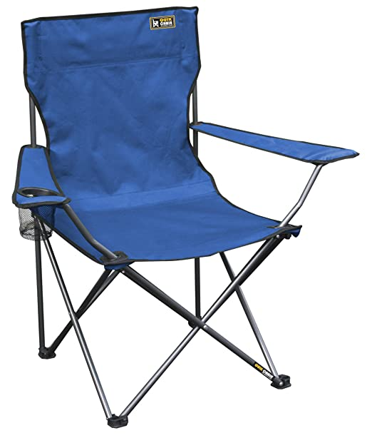 Quik Chair Folding Quad Chair with Carrying Bag