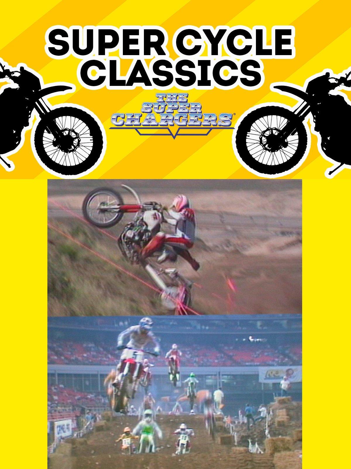 Super Cycle Classics on Amazon Prime Video UK