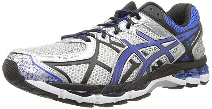 ASICS Men's Gel Kayano 21 Best Cushioned Running Shoes Reviews