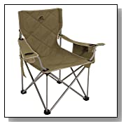 Lightweight Heavy-Duty Portable Camp Chair