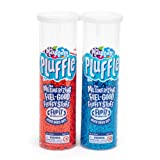 Educational Insights Playfoam Pluffle Red/Blue 2 Pack: Non-Toxic, Never Dries Out, Sensory Play, 2.5 Oz/Tube (Color: Red & Blue)
