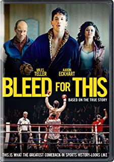 Book Cover: Bleed for This