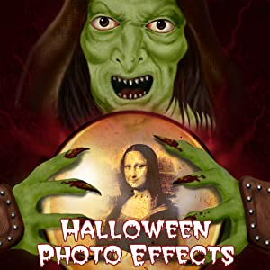 Halloween Photo Effects by Internet Design Zone