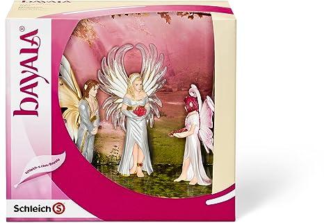 Schleich - 41809 - Figurine - Coffret Mariage d'Elfes