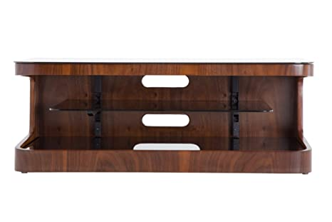 AVF FS1100WINW-A Winchester TV Stand - 1100 - Walnut