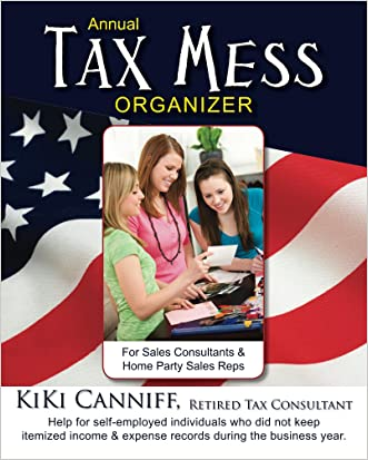 Annual Tax Mess Organizer For Sales Consultants & Home Party Sales Reps (Annual Taxes)