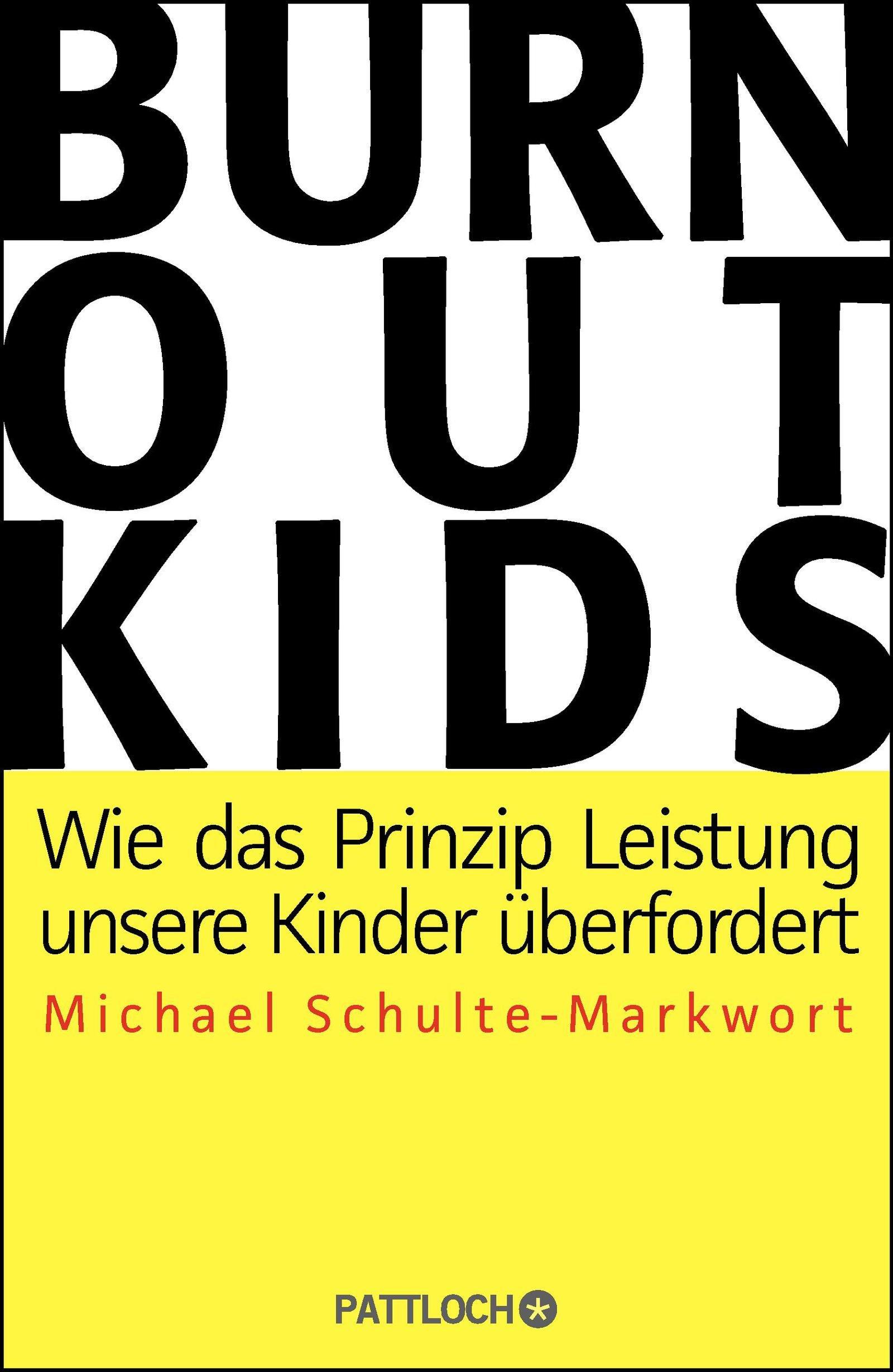 Burnout-kids Wie Das Prinzip