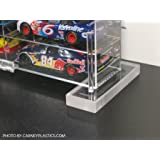 Diecast Car Display Case Stand 1/43 scale