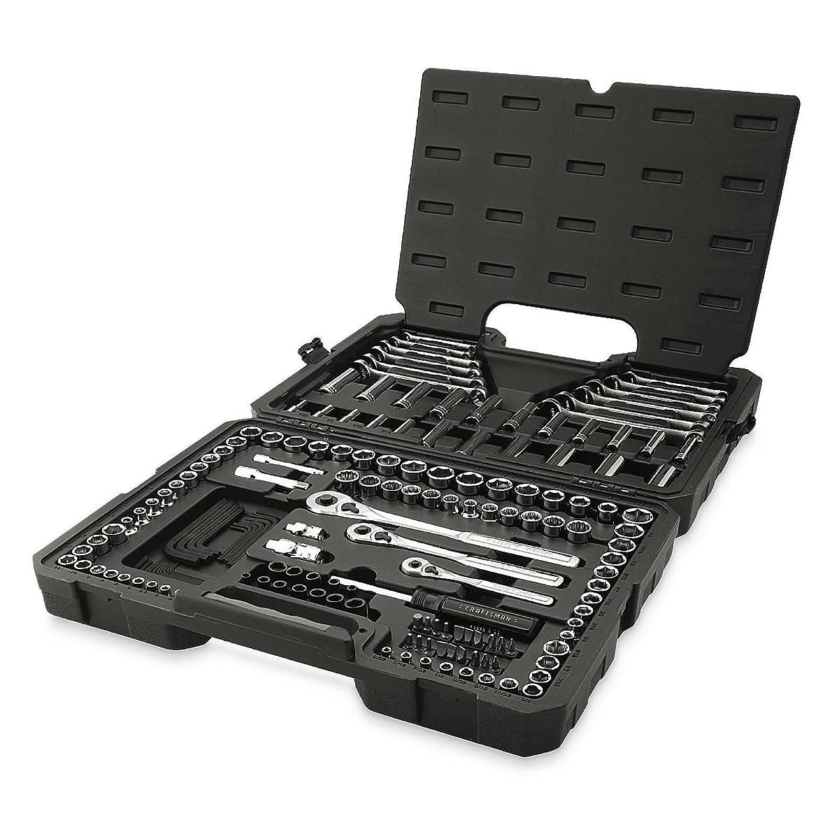 Craftsman 165 pc Mechanics Tool Set # 38165