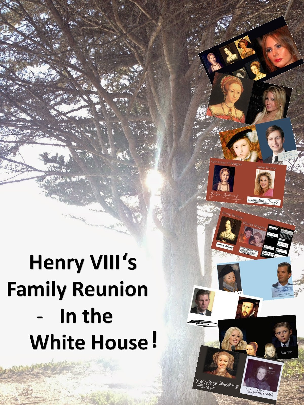 Henry VIII's family reunion