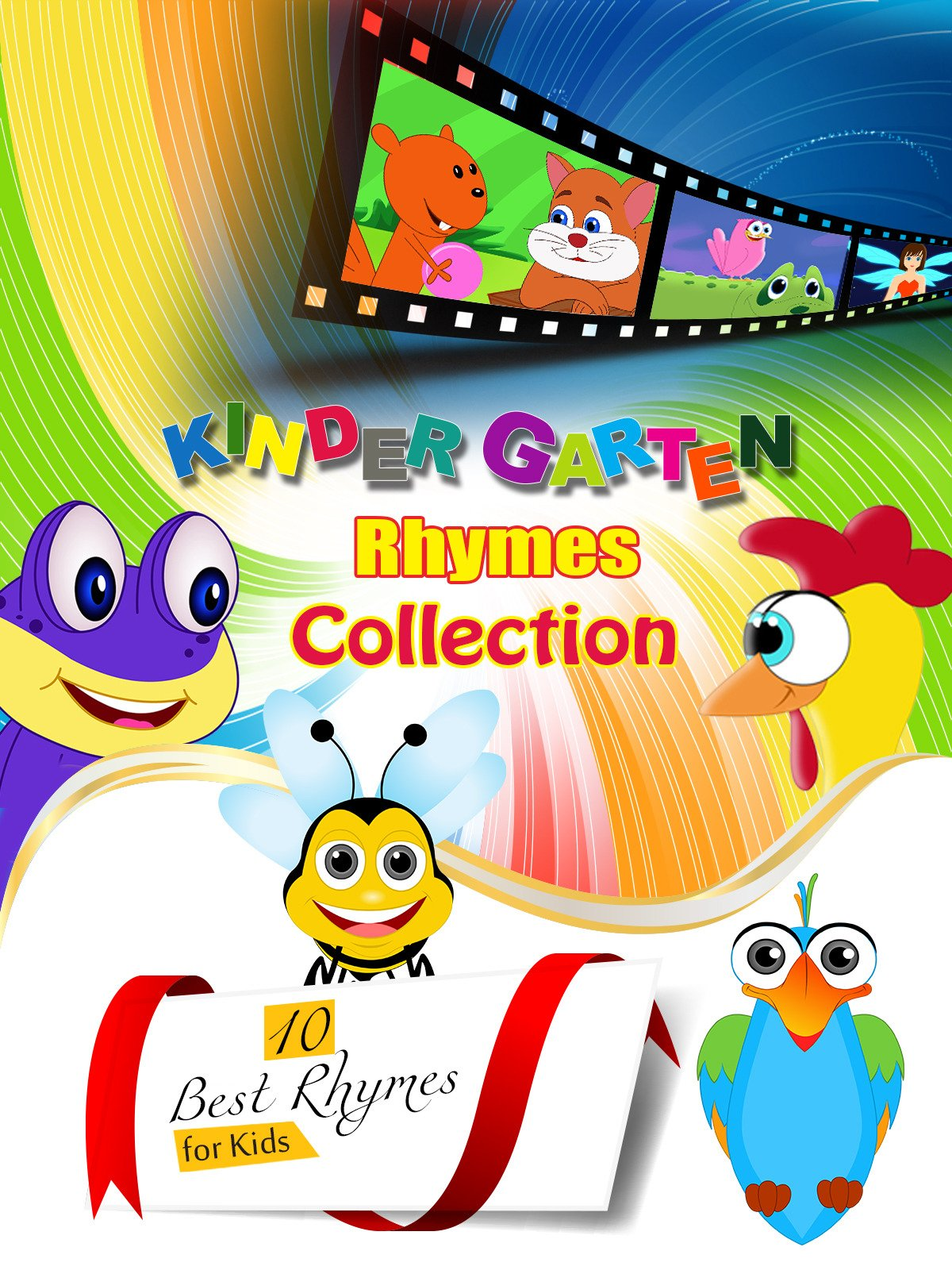 Kindergarten Rhymes Collection