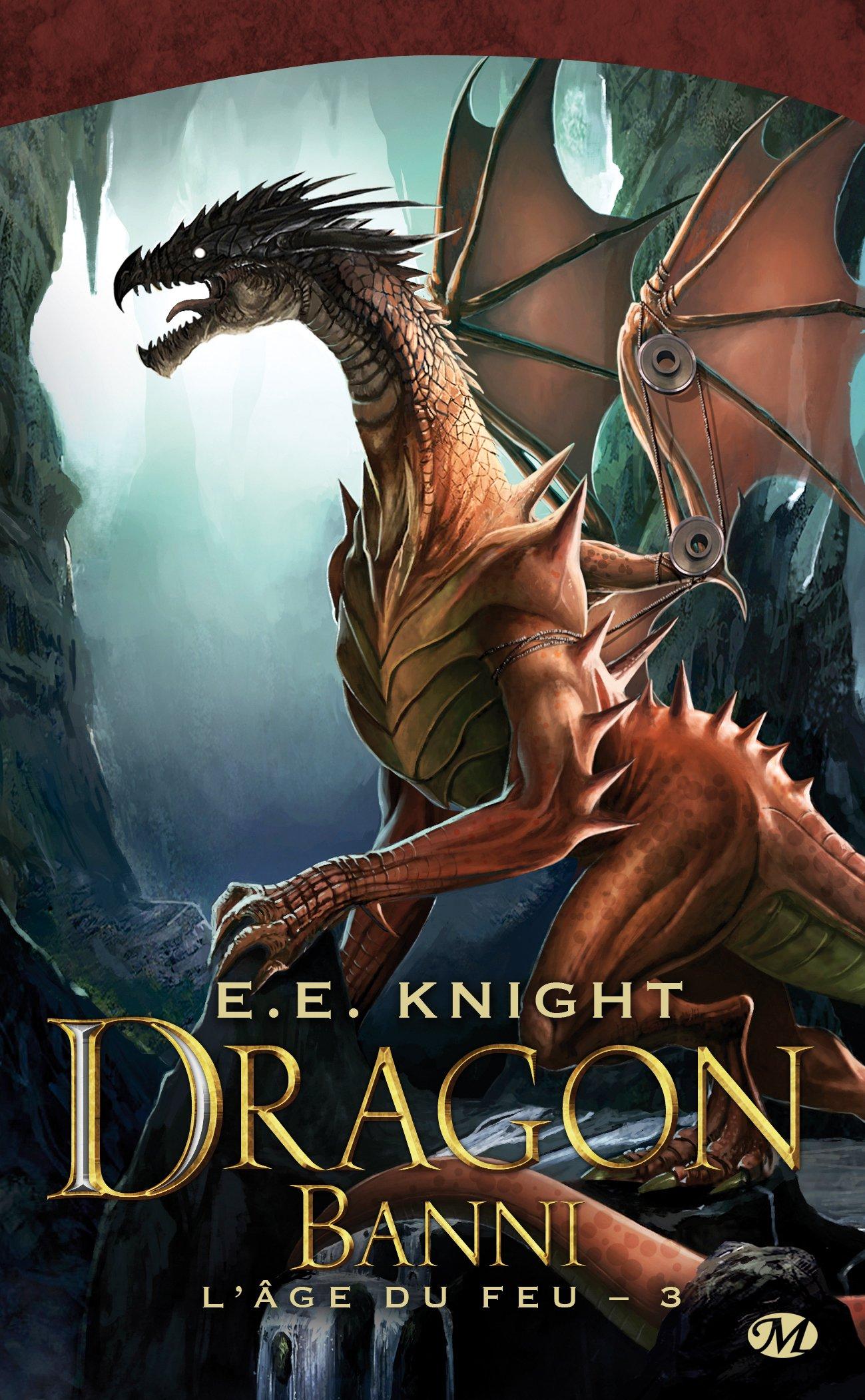 L'Âge du feu Tome 3 : Dragon Banni 81G-qPPhxZL