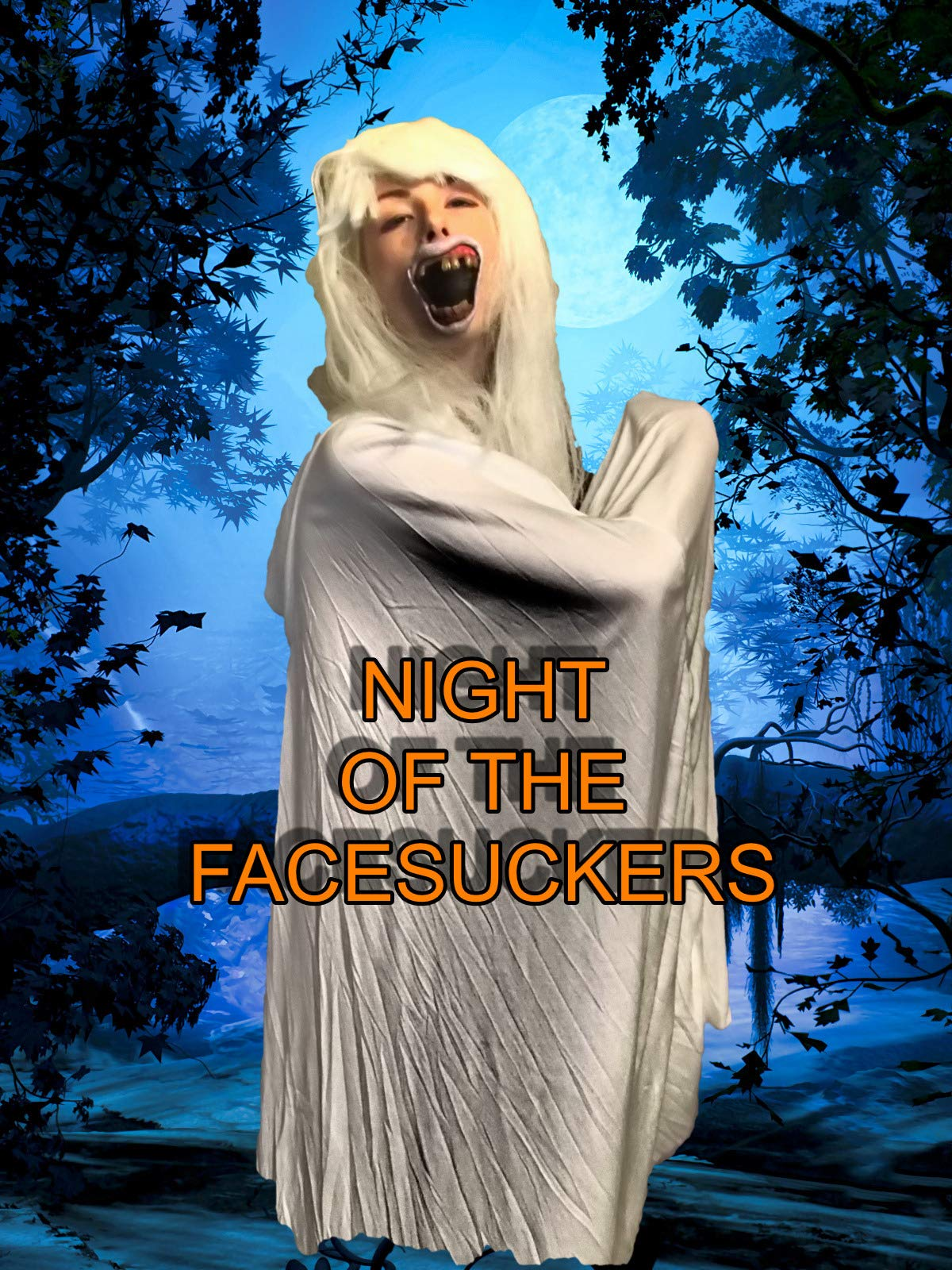 Night of the Facesuckers on Amazon Prime Video UK