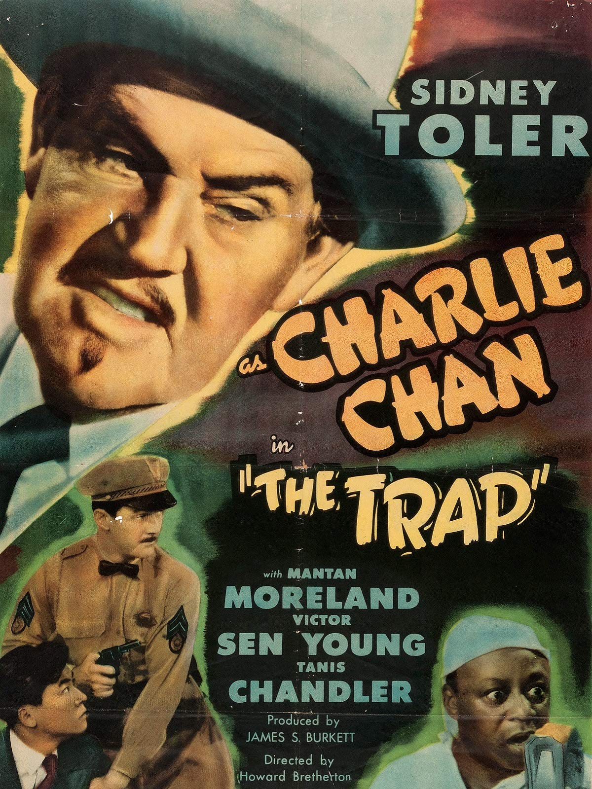 Charlie Chan : The Trap