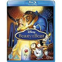 Beauty & The Beast on Blu-ray