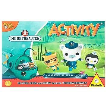 Piatnik 6049 - Activity - Die Oktonauten: Amazon.de: Spielzeug