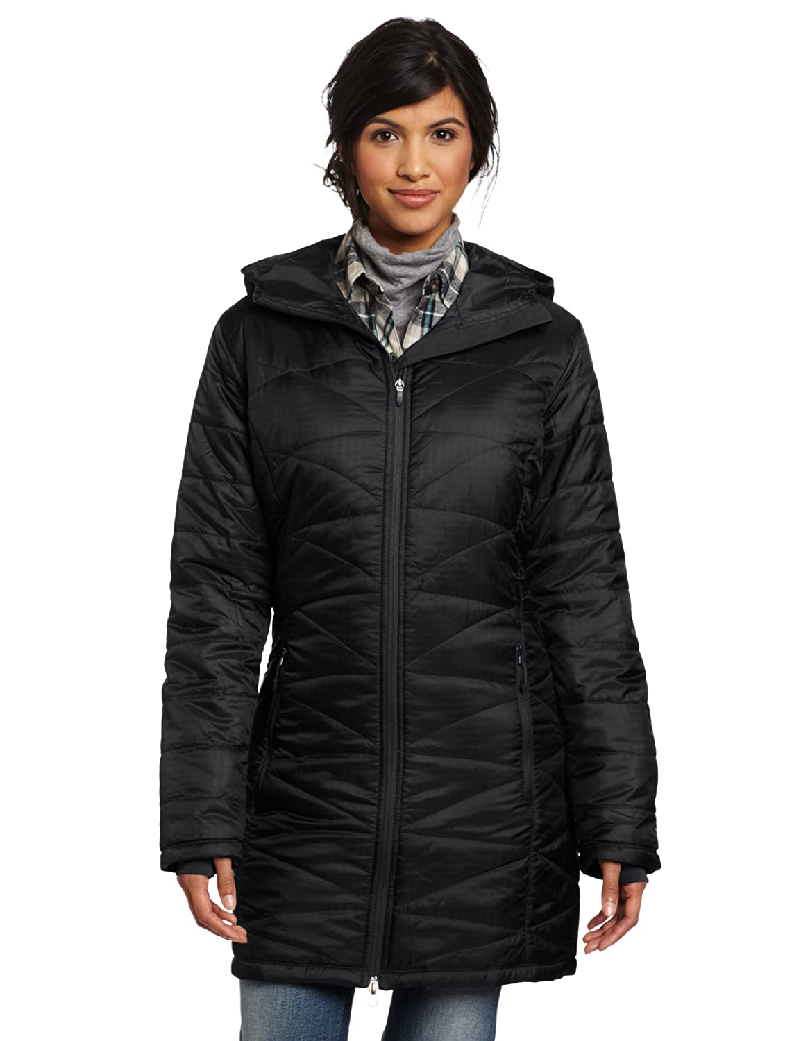 Columbia Women's Mighty Lite Hooded Jacket black jetzt kaufen