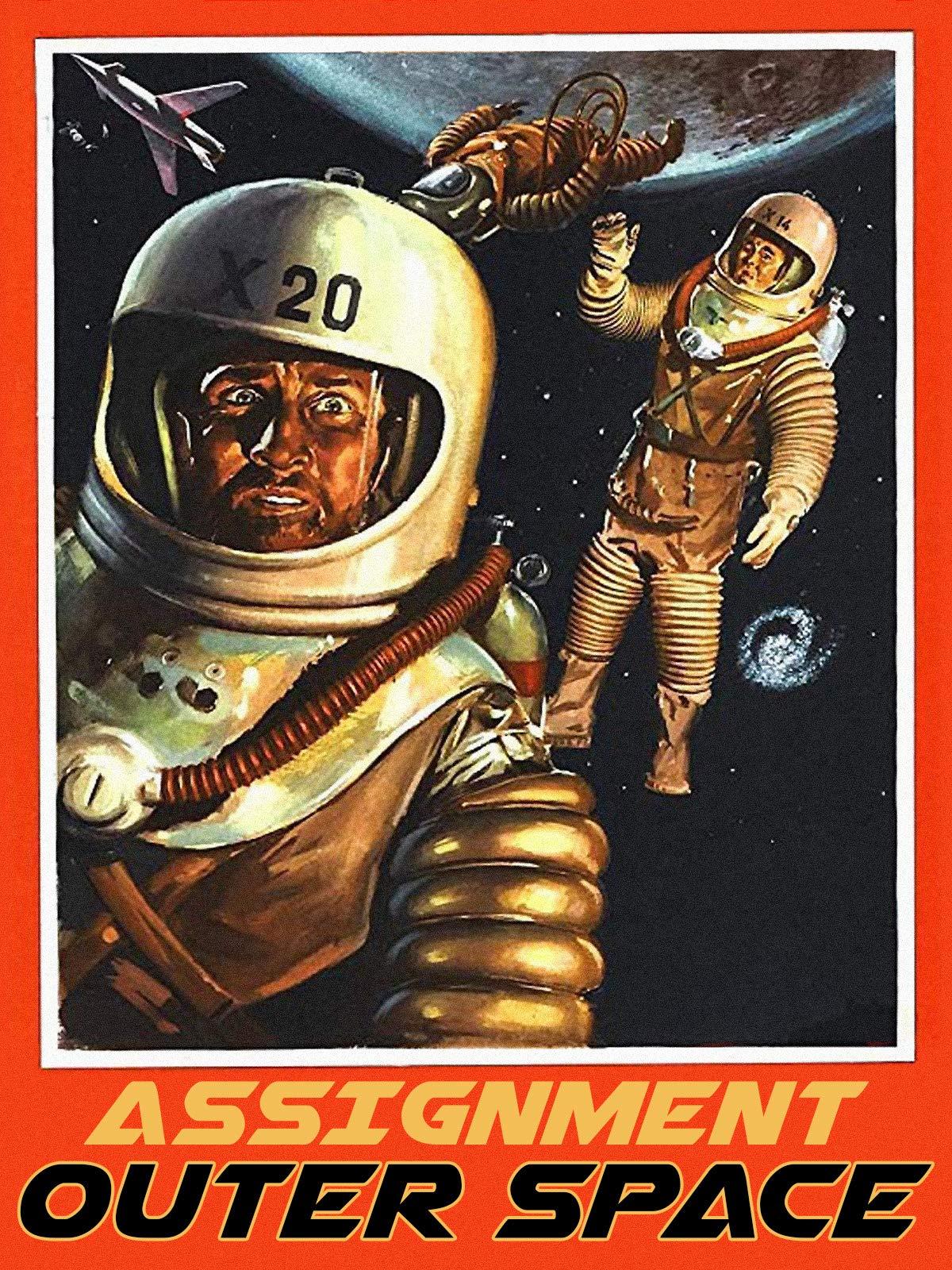 Assignment Outer Space