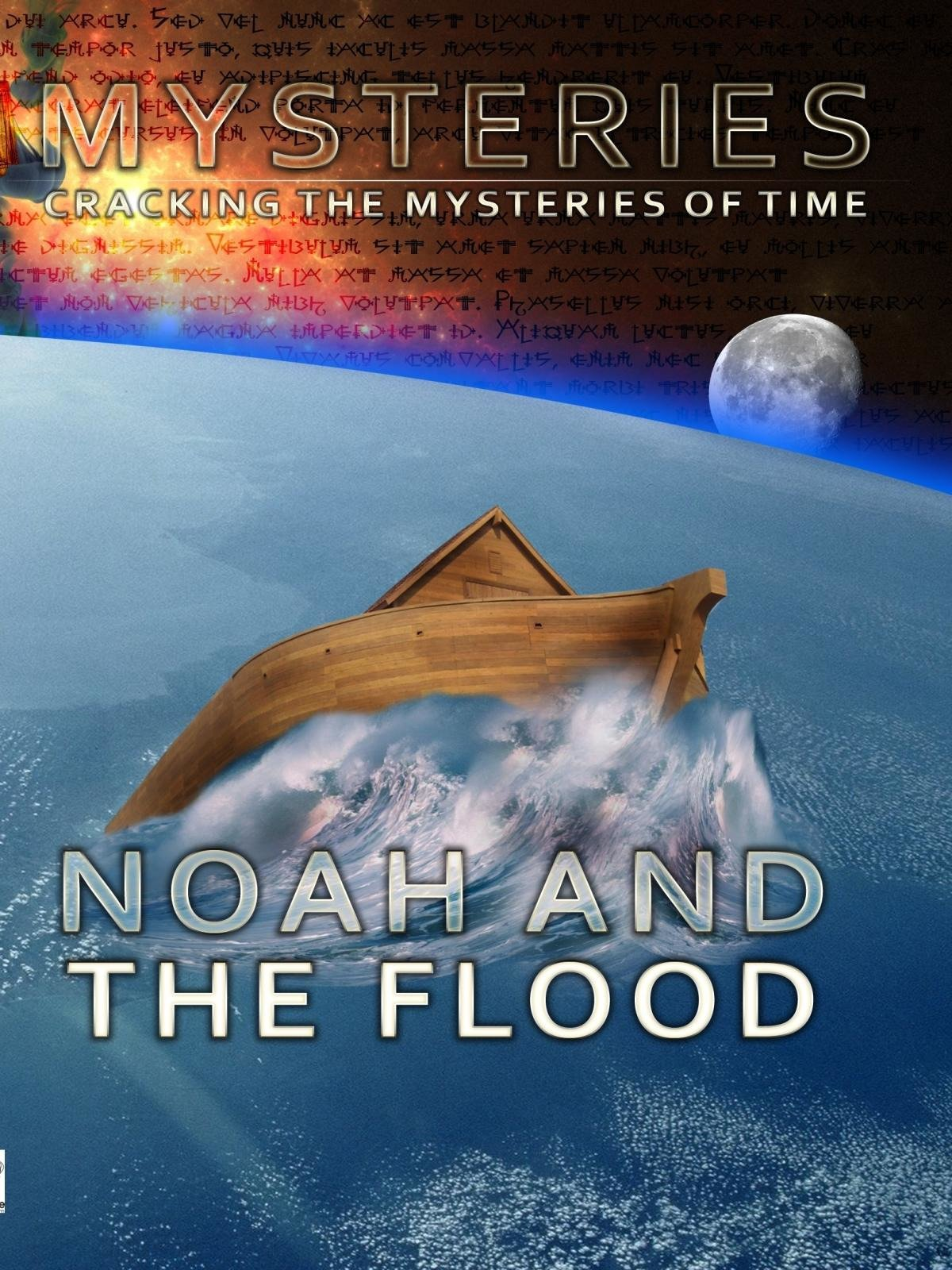 Mysteries Noah and the Flood on Amazon Prime Video UK