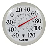 Taylor Precision Products 6700SV Big & Bold Thermometer, 13.25