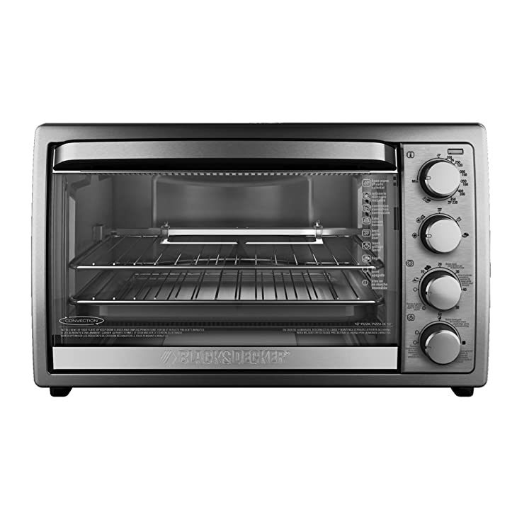 What To Look For In A Rotisserie Oven-Preset Temperature Controls And Timer