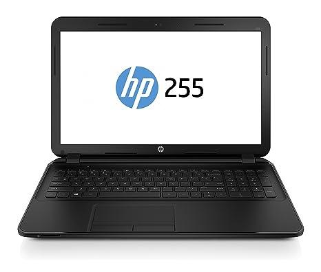 """HP 255 G3 PC Portable 15"""" Noir  (4 Go de RAM, 500 Go, AMD Radeon, Windows 8.1 pro)"""