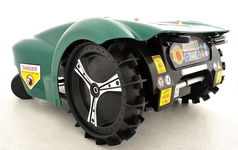 LawnBott LB3550 Robotic Lawn Mower, Home Automation