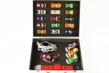 【クリックでお店のこの商品のページへ】Amazon.co.jp | 仮面ライダードライブ ドライブドライバー&ホルダー&シフトカー19個収納ケース(ケース本体のみ) | おもちゃ 通販