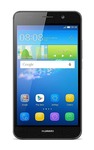 Huawei Y6 (black) débloqué logiciel original (import Europe)