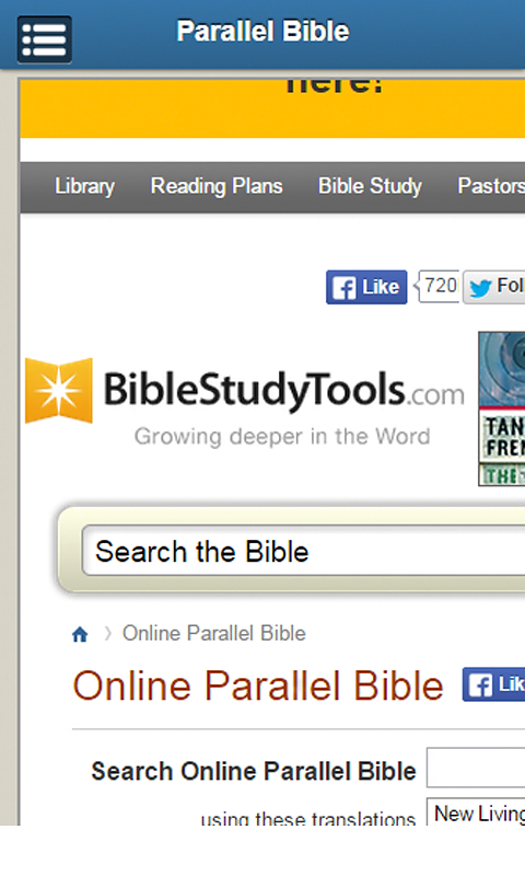 Bible Study Essentials Edition - NRSV for the Olive Tree ...