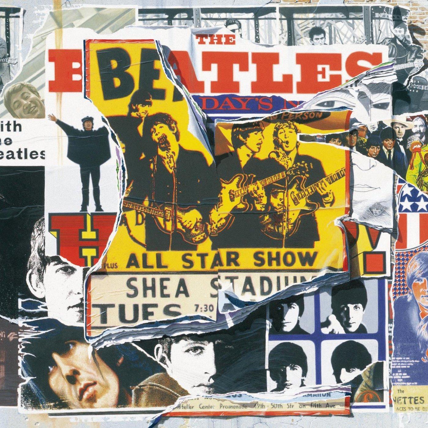 Anthology Project 2 The Beatles Anthology 2