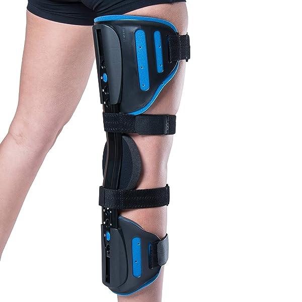 Ossur Exoform Knee Immobilizer (Full Foam) (Tamaño: Full)