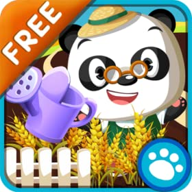 Dr. Panda : Potager - Version Gratuite