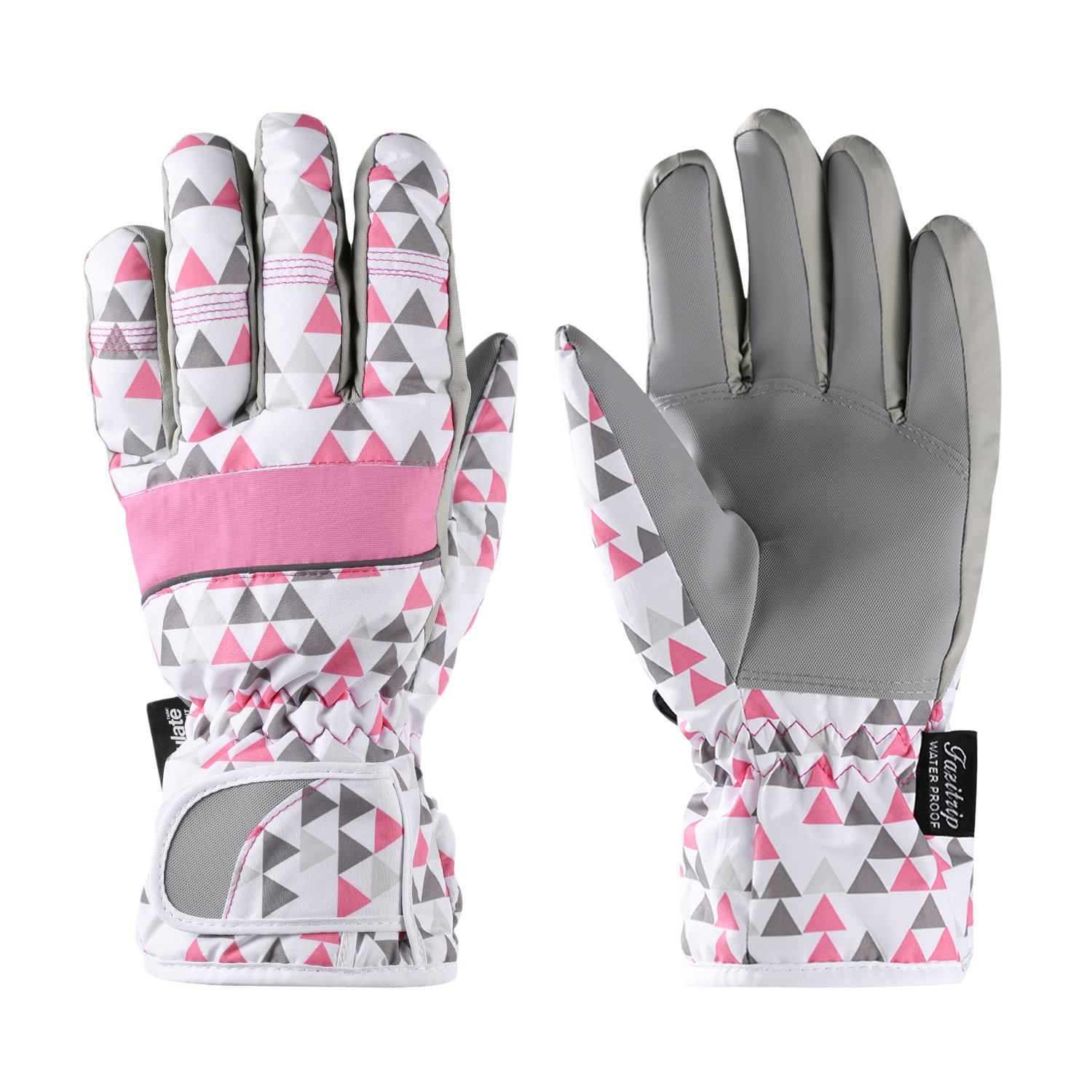 Buy Waterproof Thinsulate Winter Ski Gloves Now!