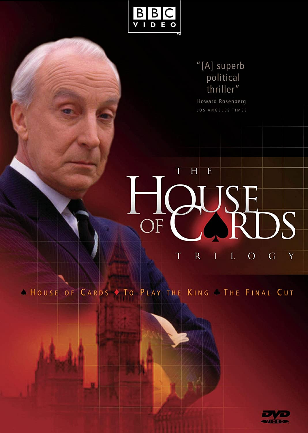 House of Cards [Trilogía BBC][720p][Mega]