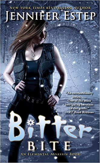 Bitter Bite (Elemental Assassin Series Book 14)