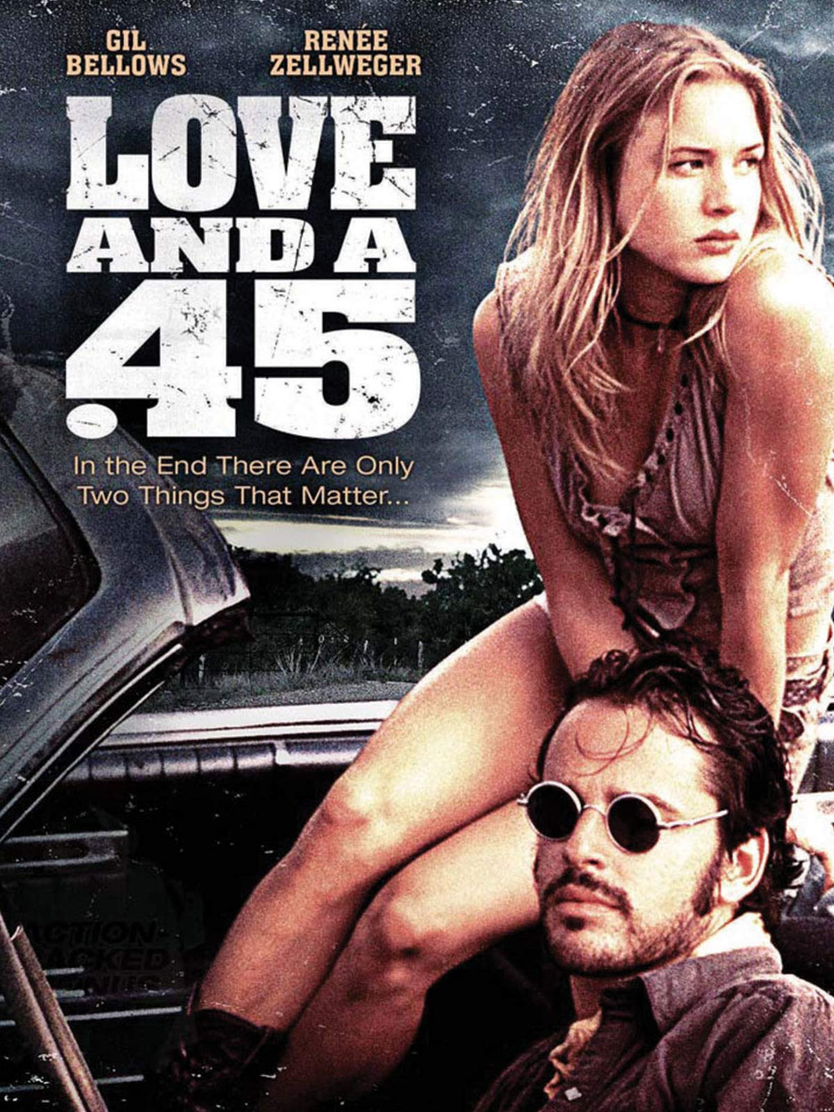 Watch Love and a .45