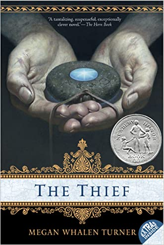 The Thief (The Queen's Thief Book 1) written by Megan Whalen Turner