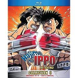Hajime no Ippo Collection 3 [Blu-ray]