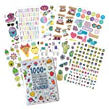 Fashion Angels 1000+ Ridiculously Cute Stickers (Color: Deluxe Edition)