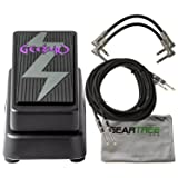Dunlop Cry Baby GZR95 Geezer Butler Bass Wah w/Cloth and 4 Cables (Color: Black)
