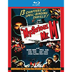 Mysterious Mr. M: 2k Restored Edition [Blu-ray]